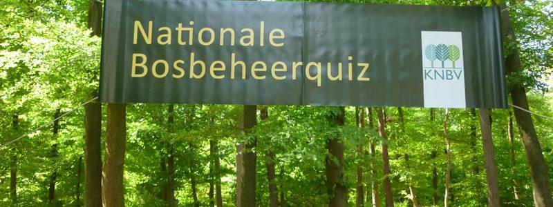 Commissie Nationale Bosbeheer Quiz